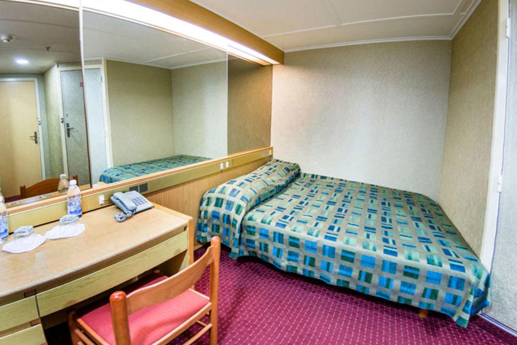 Б2 – внутренний номер на 2 места с 2 кроватями