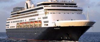Круизный лайнер Maasdam