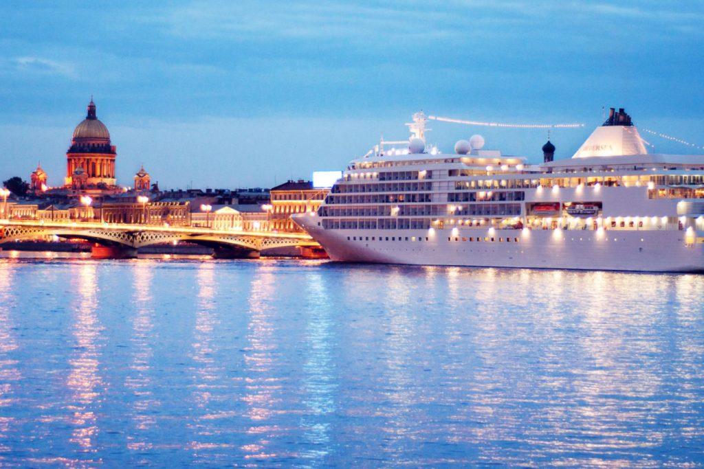 Морской круиз из Санкт-Петербурга по Северной Европе